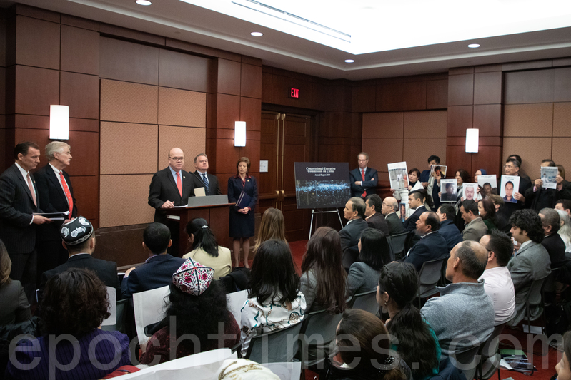 美國會報告:中國人權和法治狀況繼續惡化