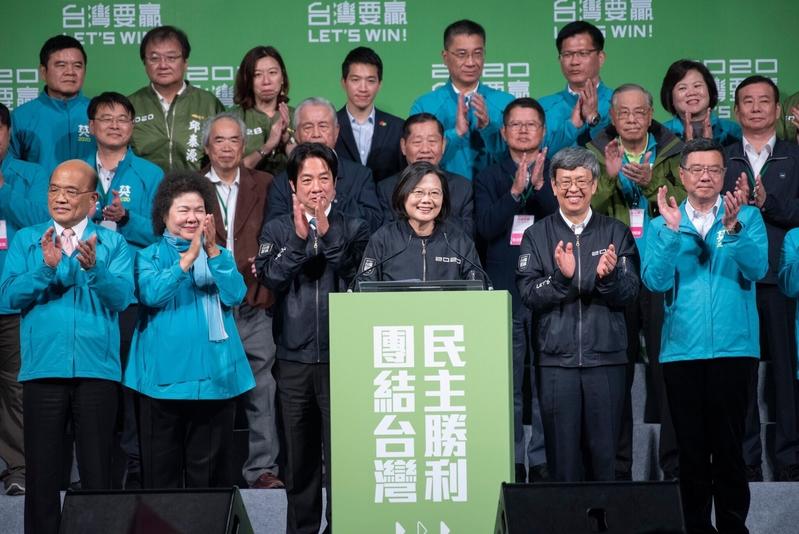 台灣大選結果 美媒:凸顯中共對外干預失敗