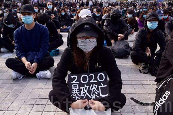組圖:3.6萬人集會要求港府立即民主政改