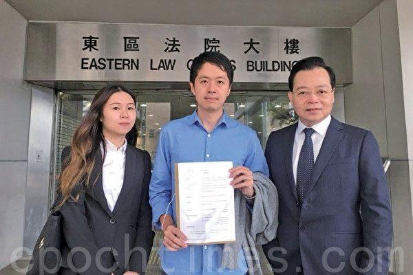许智峯提私人刑事检控 告西湾河开枪警意图谋杀