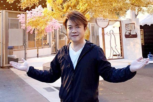 翁立友期待「好」桃花 睽違十年難得台灣圍爐