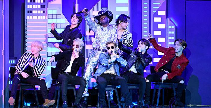 BTS於葛萊美獎演出 RM曝將帶來更好的專輯