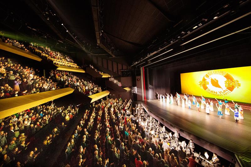 神韻荷蘭首場爆滿 精英讚佩人類文明的瑰寶