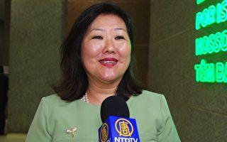 女企業家組織主席:神韻帶來世界所需要的