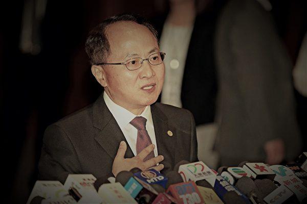王志民被撤換 分析:內部或突發意外事件