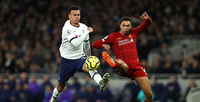 利物浦擊敗熱刺 創歐洲五大聯賽最佳開局