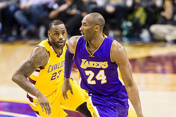NBA詹姆斯得分超科比 湖人客场惨负76人