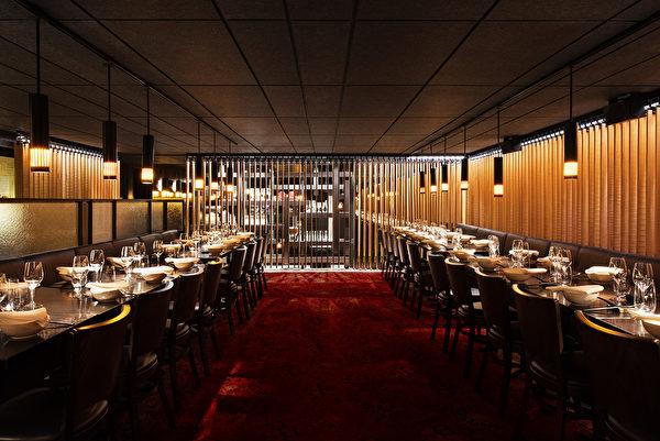 悉尼Spice Temple餐厅