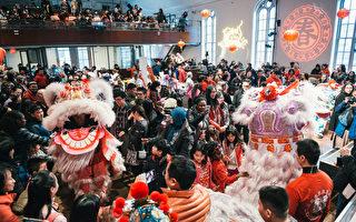 疫情影响 纽约新年庙会取消 华社宴会改期