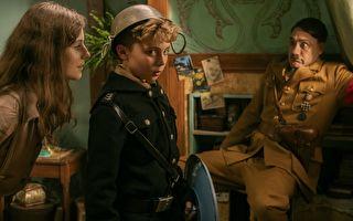 《兔嘲男孩》影評:以黑色幽默刻劃納粹惡行 同樣能很成功