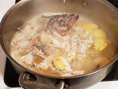 梁廚美食,鱸魚骨