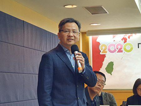 華人民主書院邀請中國海外民主人士來台觀選,並於2020年1月12日舉行座談會分享觀看台灣選舉的感想。(吳旻洲/大紀元)