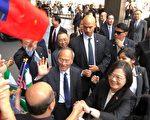 大選落幕 僑委會:全球僑胞祝賀守護臺灣民主