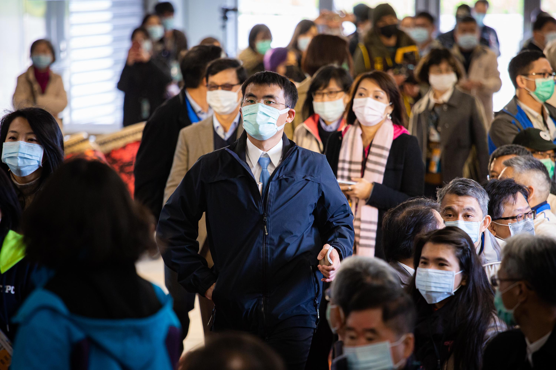 【直播】2.10新肺炎追蹤:習戴口罩巡北京