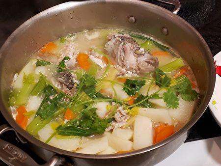 梁廚美食,鱸魚