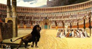 罗马时代迫害基督徒 今生仍在偿还业债
