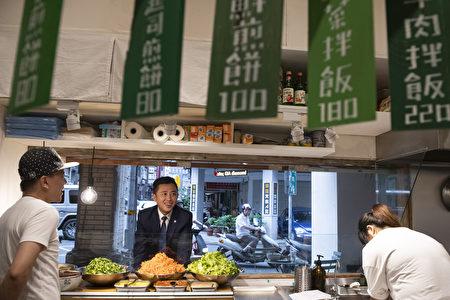 东门市场里有创意美食名店进驻