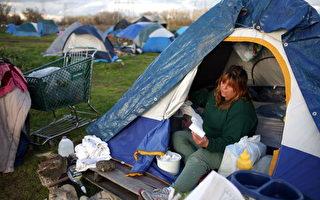 遊民危機全美關注 紐森新預算擬撥款14億