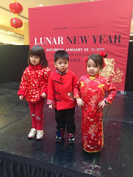皇后購物中心醒獅起舞慶祝黃曆新年