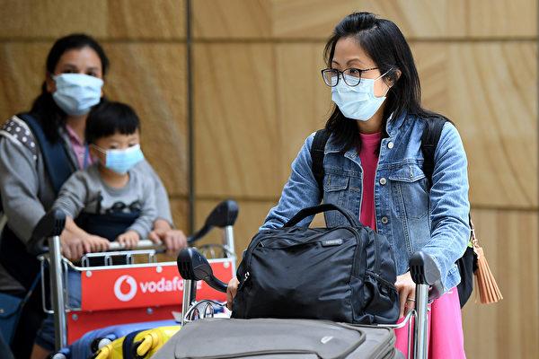 澳洲現第五宗武漢肺炎 患者為中國女留學生