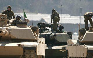 美伊局势升级 传美国向中东派驻更多军队