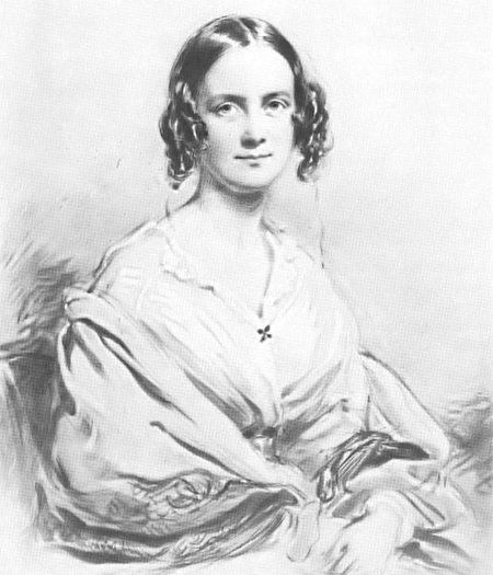 達爾文的妻子艾瑪(公有領域)