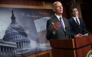 美参议员:中共威胁和干预台湾大选被挫败