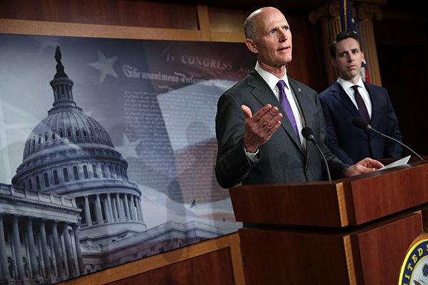 美參議員:中共威脅和干預台灣大選被挫敗