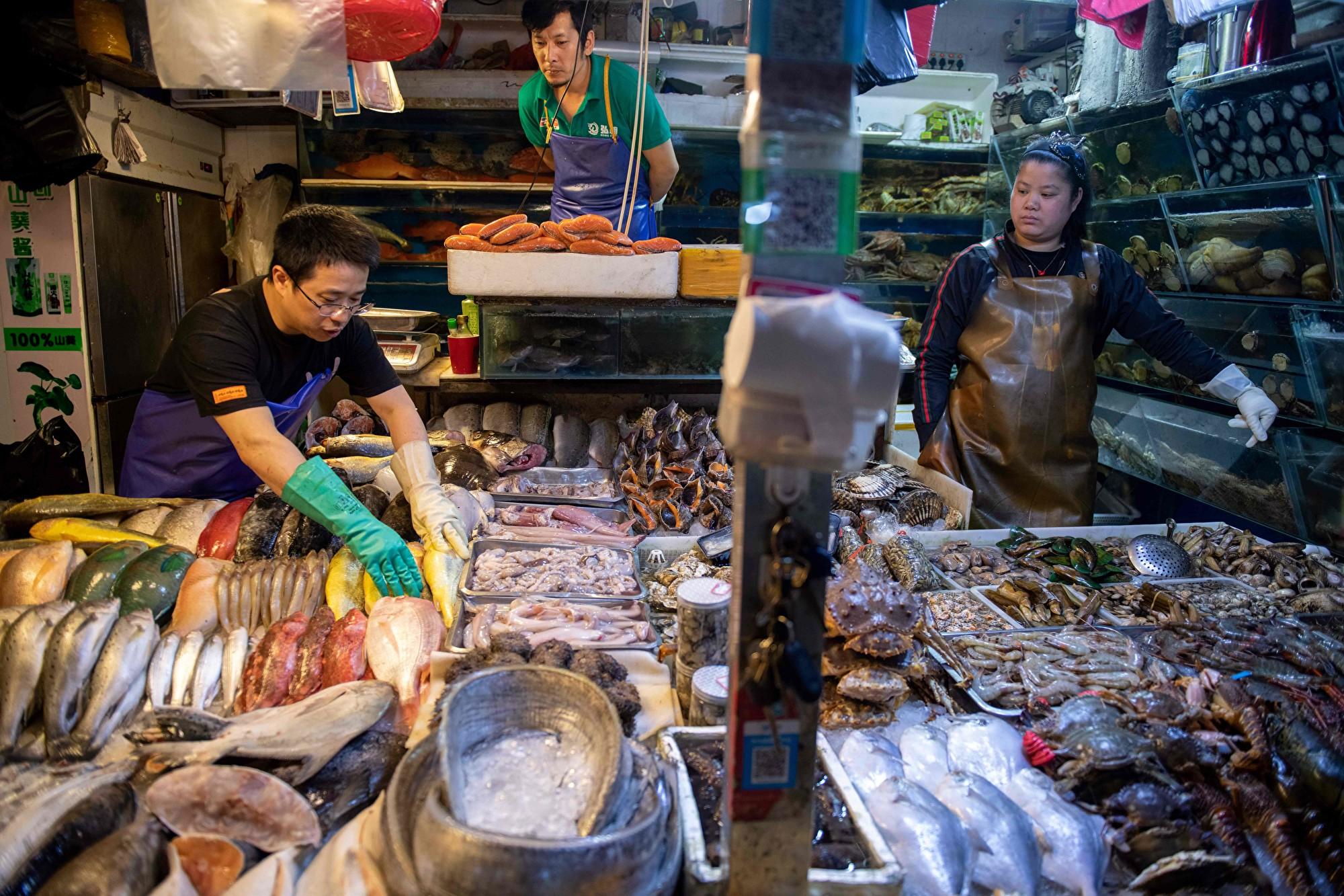 武漢SARS疑雲 附近居民不去市場也感染肺炎