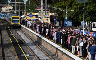火車電車績效不達標 維州通勤者可獲補償
