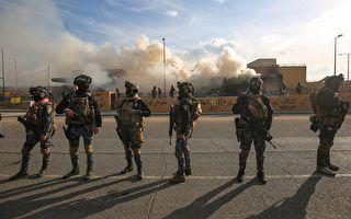 伊拉克联军基地遭袭击 川普授权美军发动攻击