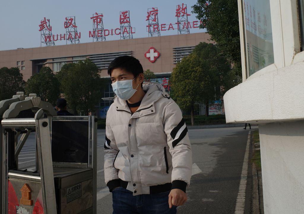 武漢中共病毒再增死亡病例 網民冒險爆料