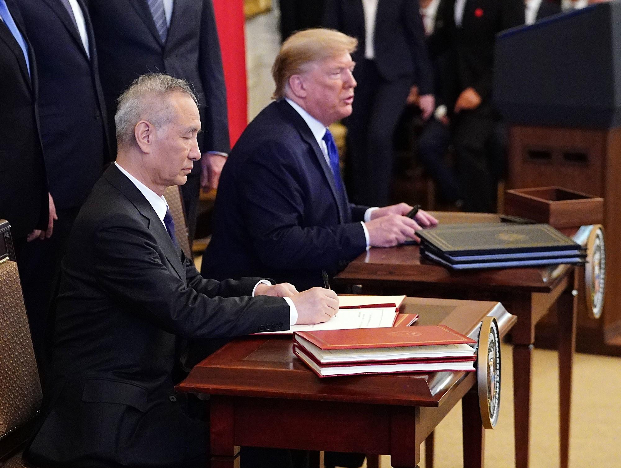 周曉輝:習近平未去美國簽約背後隱藏的危機