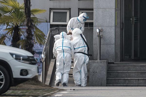 武漢14名醫護人員被感染發生在華中科大