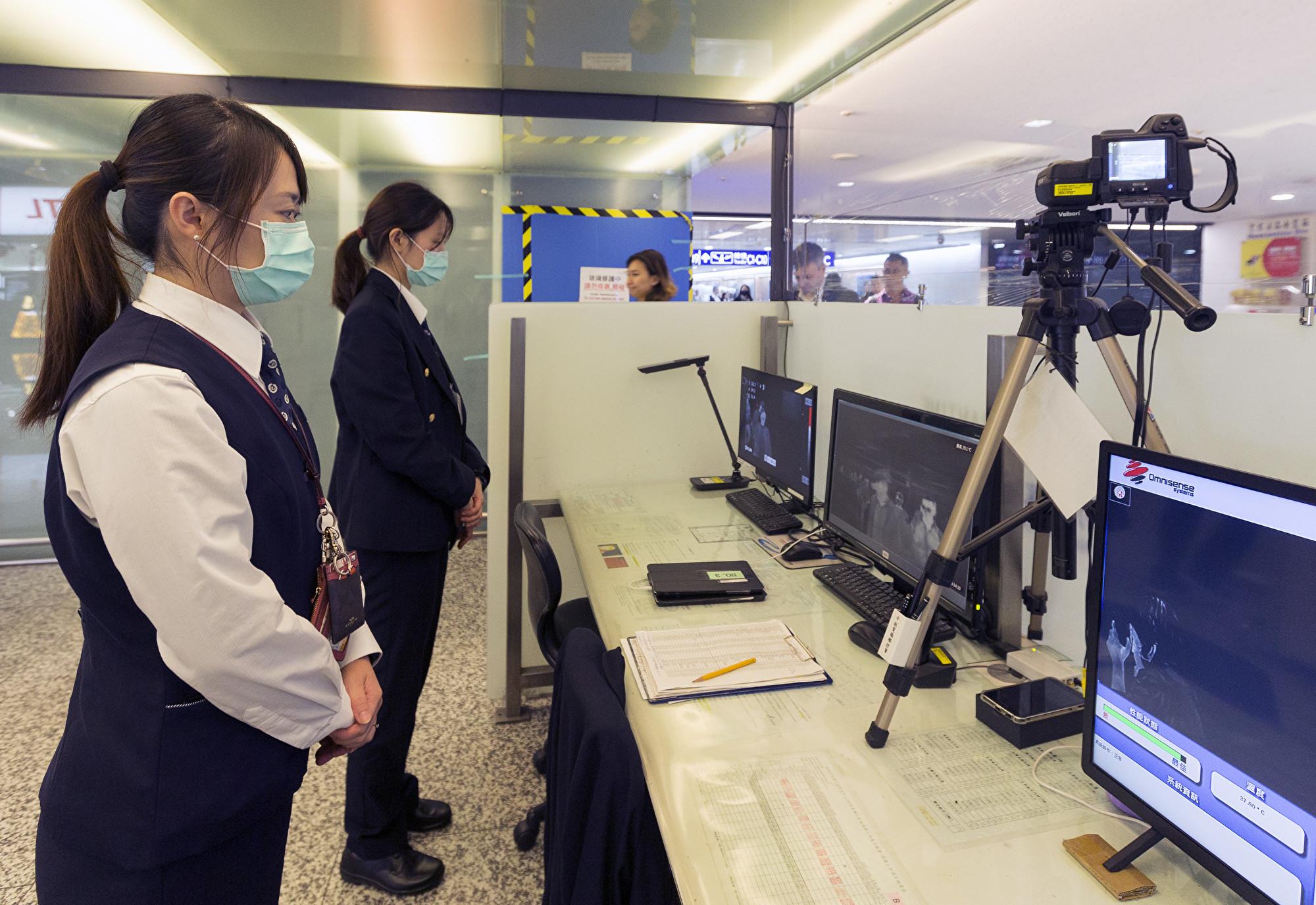 台11日起禁港澳人士持有效簽證及港澳生進入