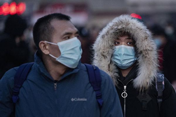 发瘟疫财 北京一药店10只口罩卖850元