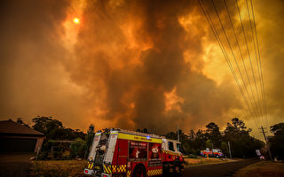 澳洲大火肆虐 焚燒面積超過哥斯達黎加