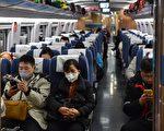 武漢肺炎傳播迅速,香港大學新發病毒性疾病學講座教授管軼認為感染速度超過2003年SARS10倍。圖為近期武漢情況。(Photo by HECTOR RETAMAL/AFP via Getty Images)