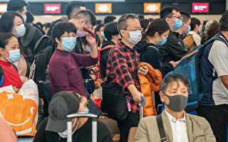 陸客朝台員警咳嗽 將依傳染病防治法究辦