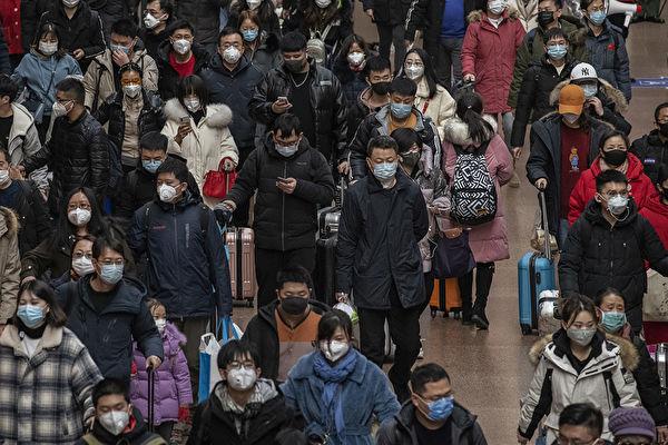 專家:武漢肺炎對中國經濟衝擊甚於貿易戰