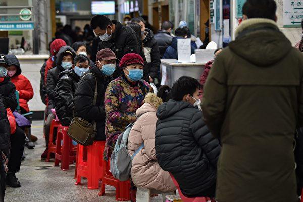 【更新】武汉肺炎逾十万得不到确诊 海外死1人