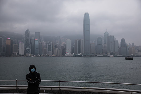 在目前多重不確定因素下,將加快外資、外企離開香港。(DALE DE LA REY/AFP via Getty Images)