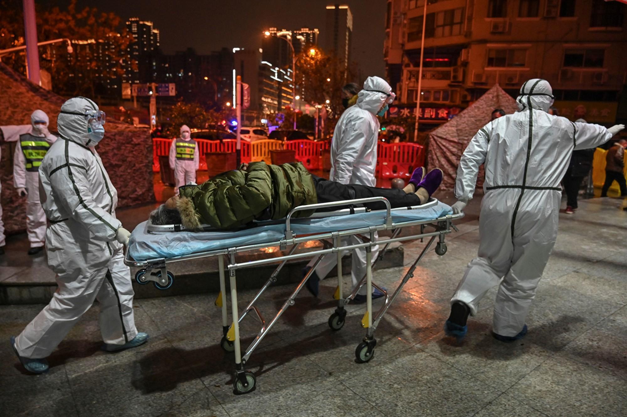 最新研究:武漢超八成未確診 導致疫情迅速蔓延