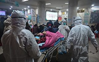 武汉一家医院