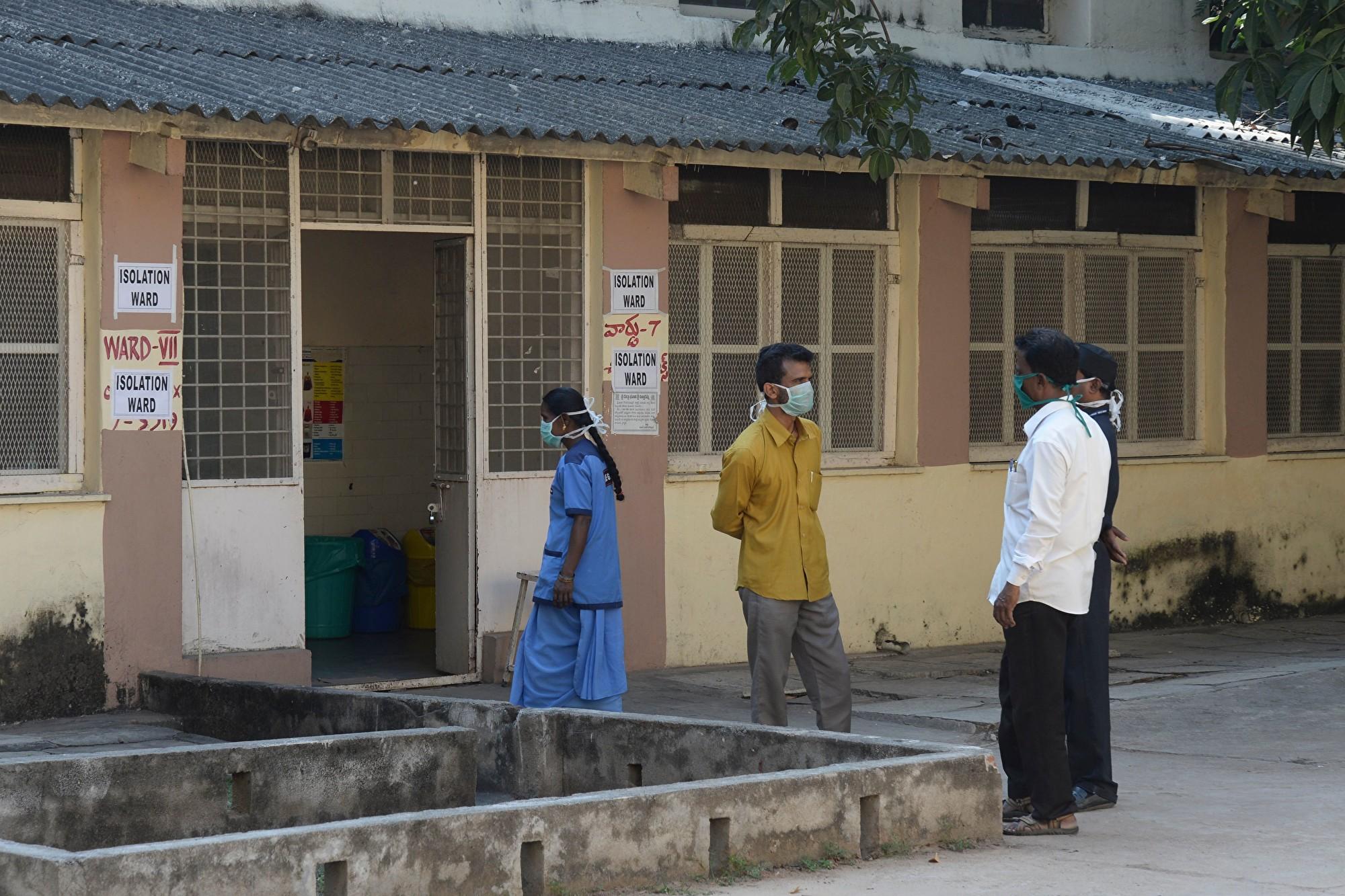 印度確診首例共病毒病例 患者就讀武漢大學