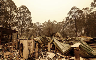 東吉普斯蘭林火肆虐:六個市政轄區進入緊急狀態