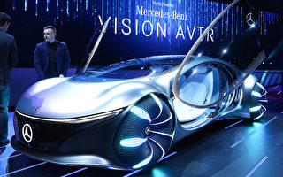 组图:代表未来潮流的11款靓车 令人惊艳