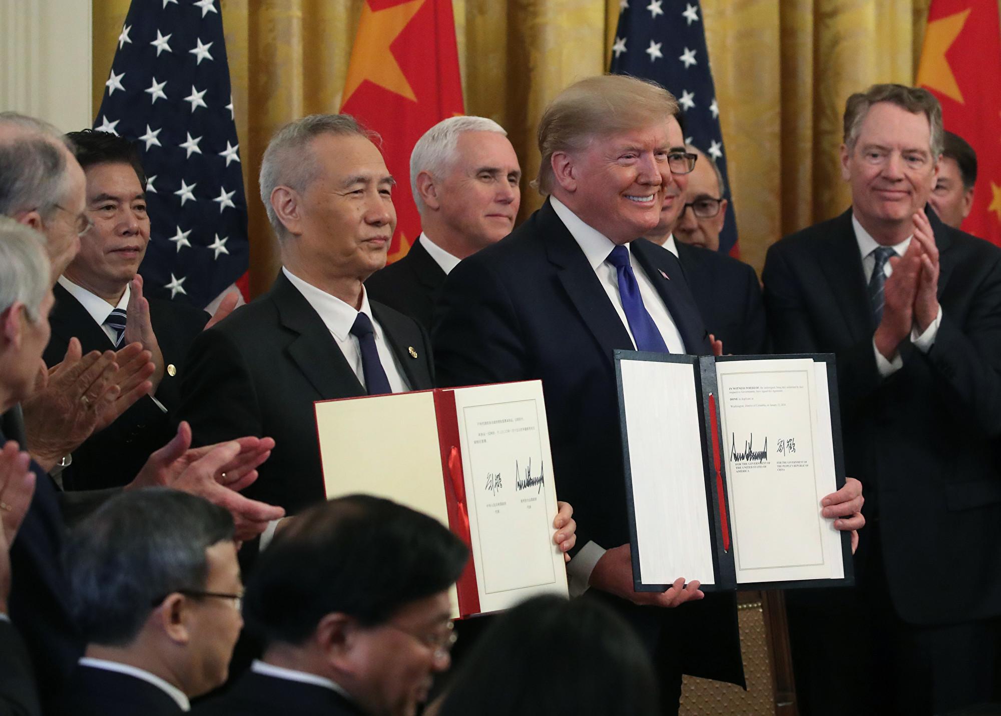 班農:特朗普以貿易戰打垮中國共產黨