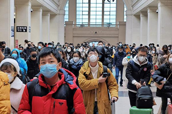 重慶感染冠狀病毒確診人數速增 宛如空城