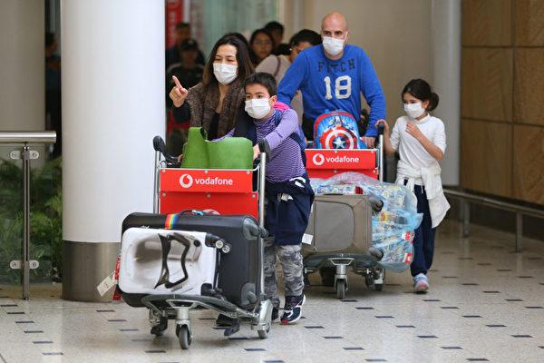 澳洲確診首例中共肺炎 患者為中國籍男子